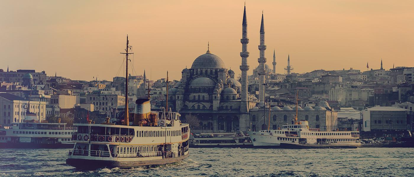 Visita guiada gratuita en Estambul para vuelos con escala internacional de 6h o más. Turkish Airlines