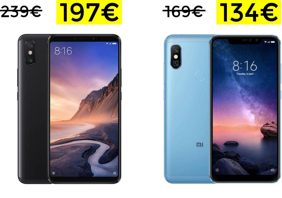 Preciazos en Xiaomi