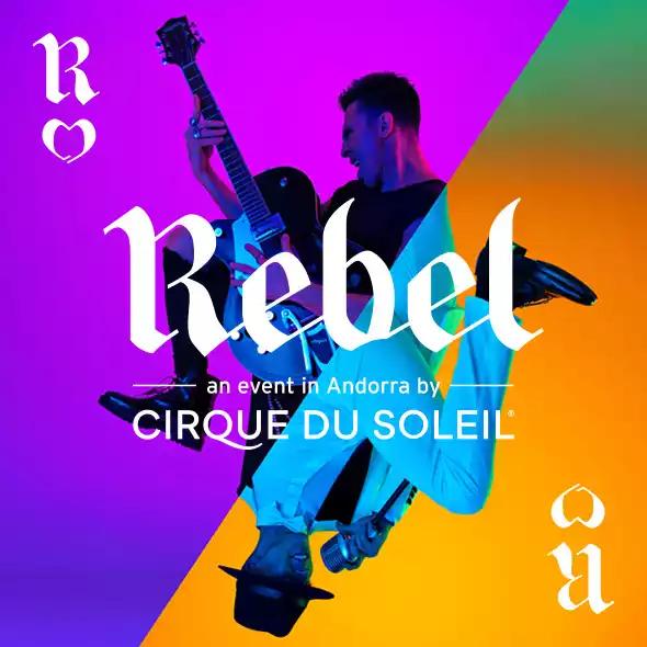 Entradas Gratuitas Cirque du Soleil en Andorra