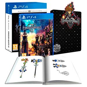 Kingdom Hearts III Edición Deluxe [PS4 y Xbox One]