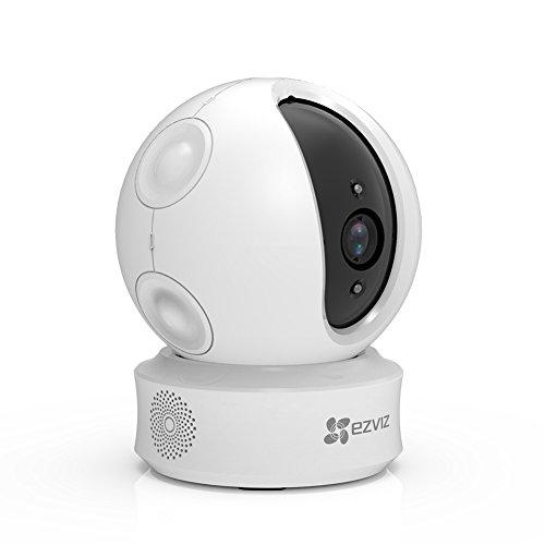 EZVIZ ez360 720p - Cámara de Seguridad Pan/Tilt wifi con Visión Nocturna