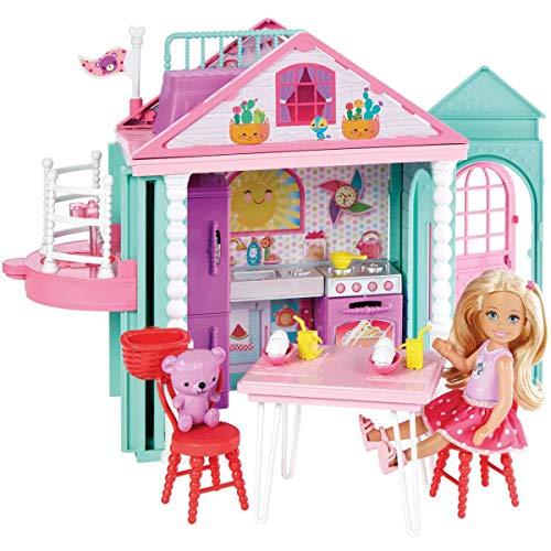 Barbie Chelsea casa de muñecas solo 9.99€