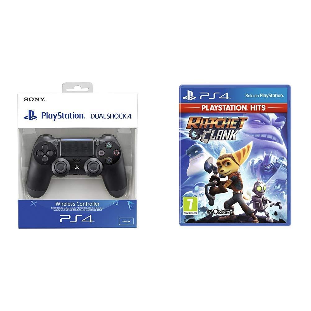 DualShock 4 mas Juego PS4