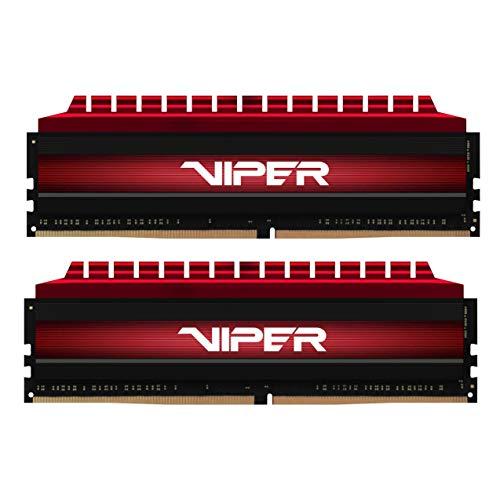 Memoria RAM Patriot Viper 4 8GB (2x4GB) DDR4 3000MHz CL16 XMP2