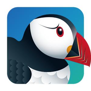 Puffin Browser Pro. Navegador con soporte Adobe Flash para Android