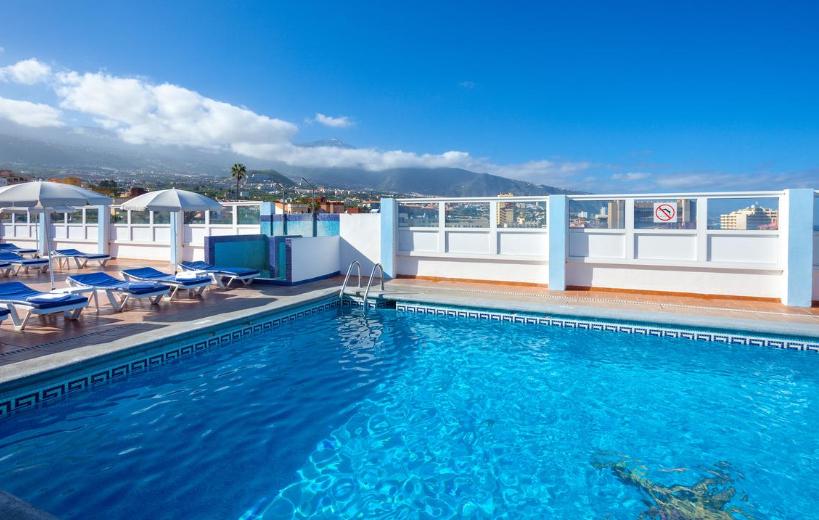 1 semana en hotel 4* en Tenerife 102€ por persona
