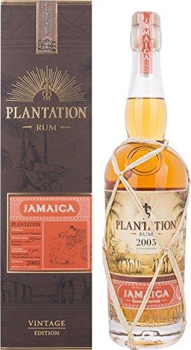 Plantation Jamaica Grand Terroir Edición Vintage Ron 2005-700 ml