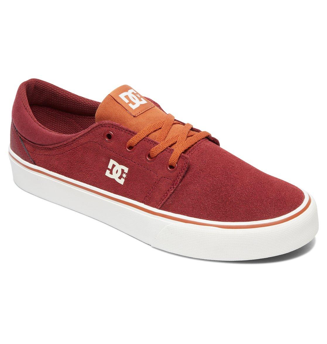 DC Shoes™ Trase SD - Zapatos para Hombre color Borgoña (rojo oscuro)
