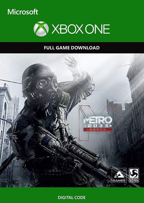 Metro 2033 Redux (Xbox one)