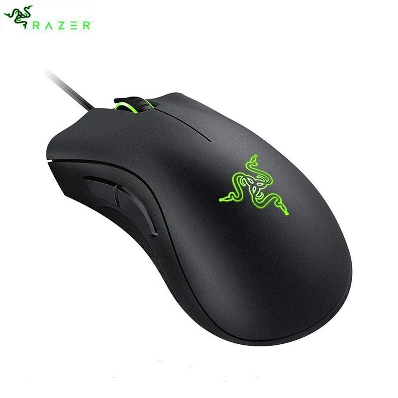 Razer DeathAdder essential, ratón óptico de 6400 DPI