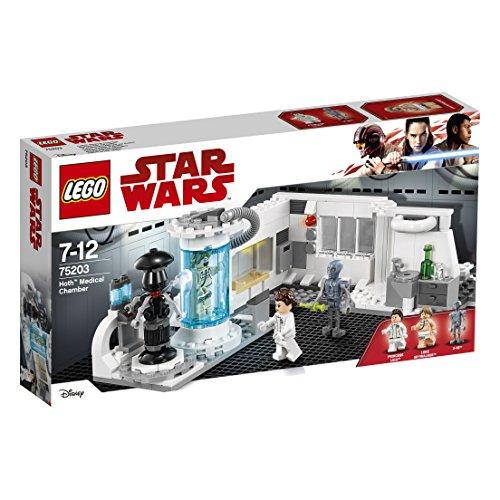 LEGO- Star Wars Juego de construcción de cámara médica a Hoth