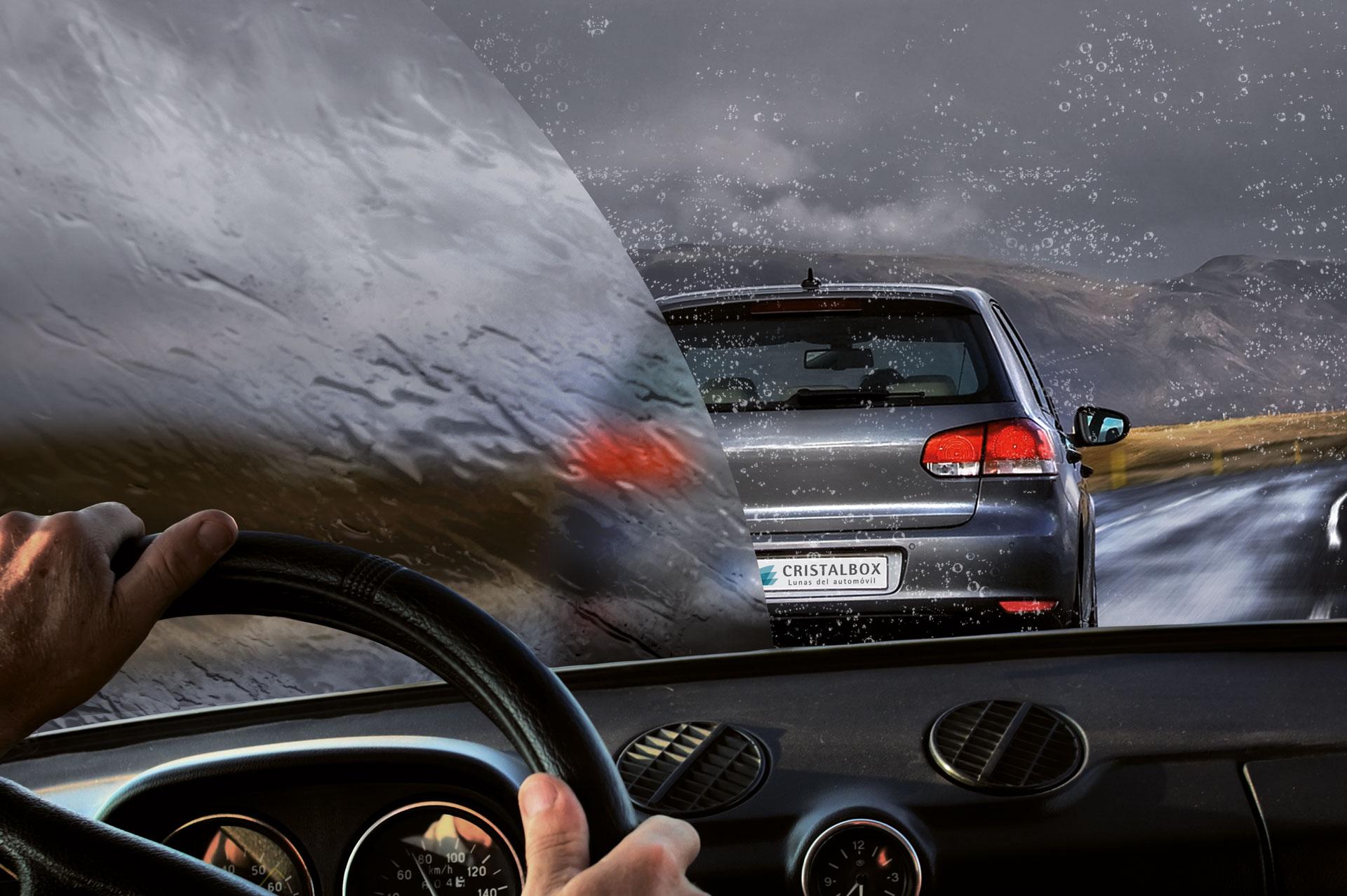 Tratamiento  Anti lluvia cristales coches gratis