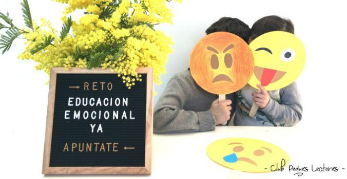 Mini-Curso: Reto ¡Educación emocional ya! (para aplicar con niños)