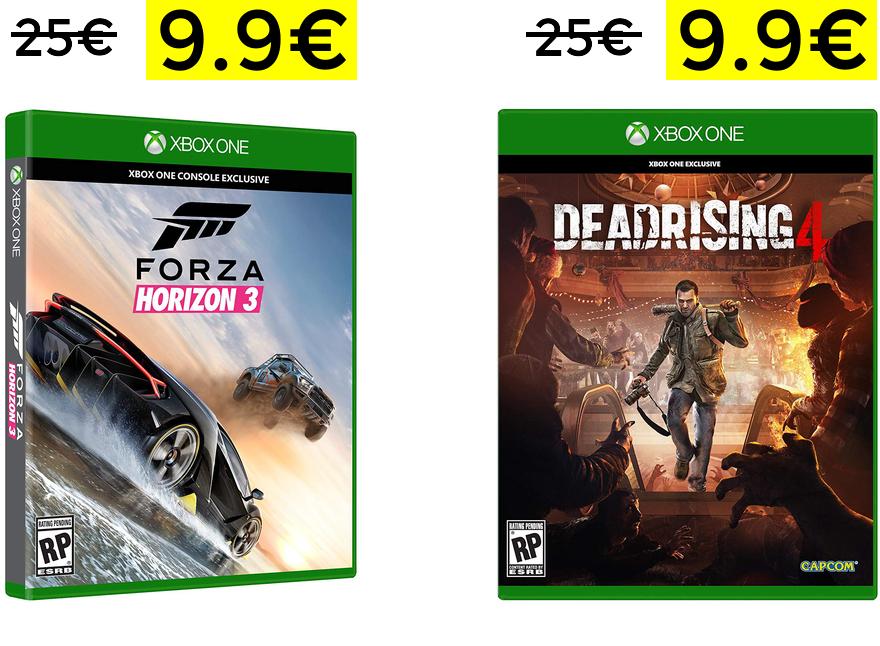 Forza Horizon 3 para XBOX solo 9.9€