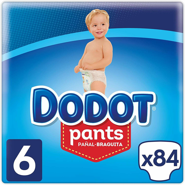 Pants de Dodot n°6 , 3x28 pañales.