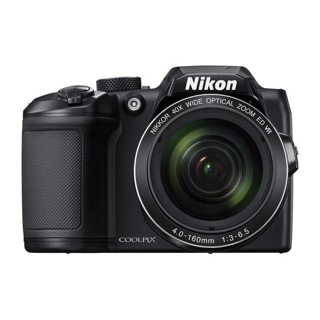Cámara compacta Nikon Coolpix B500 de 16 MP