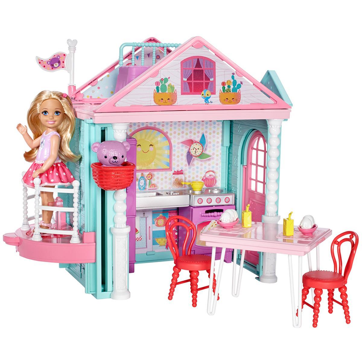 Barbie - Casita de Chelsea