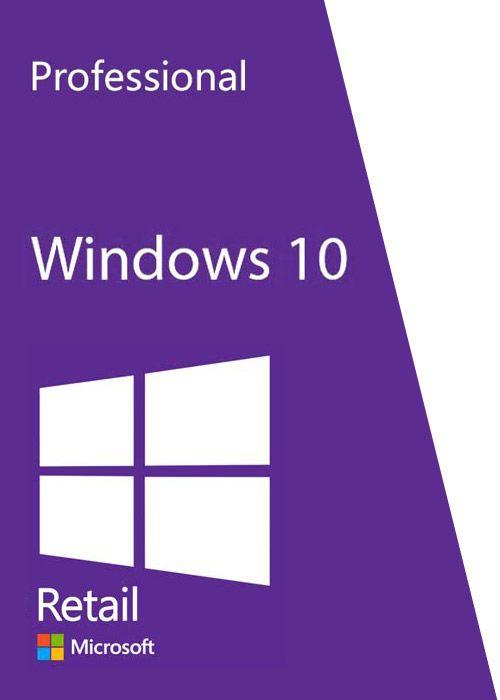Windows 10 Professional 32 y 64 bit, Licencia Oficial + Link de descarga