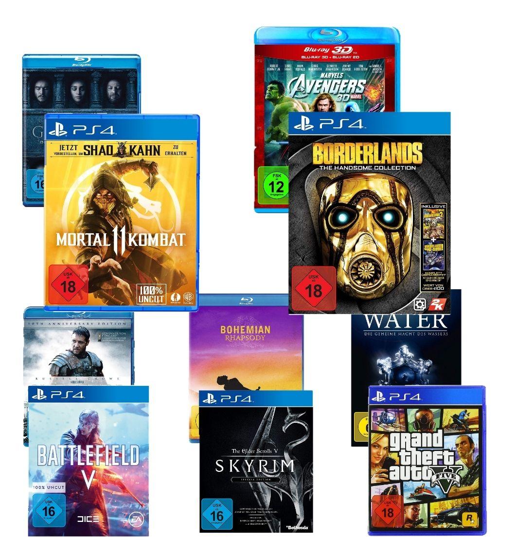 5x3 en juegos y películas