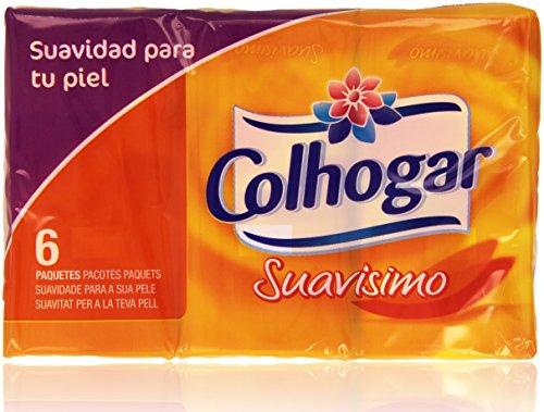 Pack de pañuelos a 40cent (6 paquetes de 9 pañuelos)
