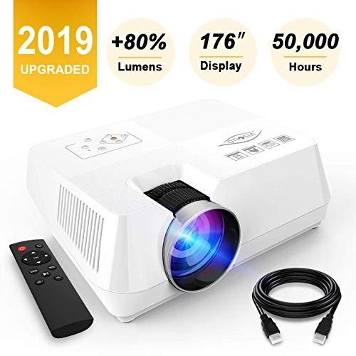 "Visoud proyector 1080P Full HD"" (Reescalado) 47,99€"