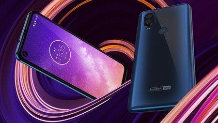 Nuevo Motorola One Visión + Auriculares Inalámbricos Motorola Verve Buds 500
