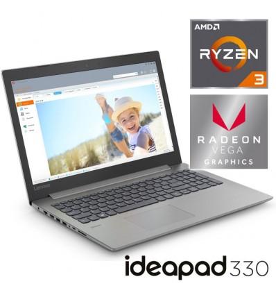 Portátil Lenovo con procesador Ryzen 3 2200U