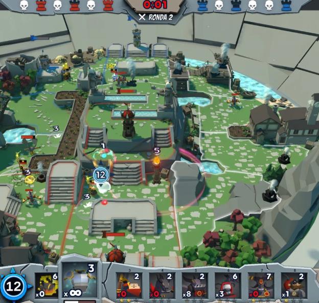 Tabletop Gods, juega gratis Steam (Fin de Semana)