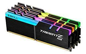 RAM G.Skill F4-3600C16Q-32GTZR - Módulo de Memoria DDR4 (32 GB) Color Negro