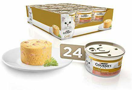 24 latas de comida de gato a preciazo!