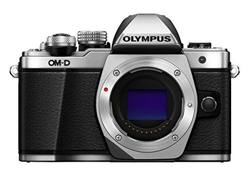 Olympus E-M10 Mark-II - Cámara EVIL de 16.1 Mp - Solo cuerpo