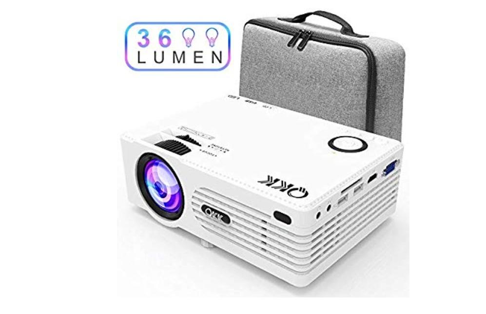 Proyector [Con Bolsa Portátil] 3600 lumens