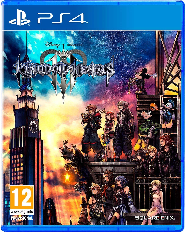 Kingdom Hearts 3 para PS4 solo 24€