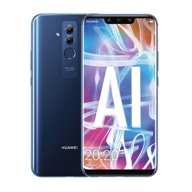 Huawei Mate 20 Lite Azul Dual SIM móvil libre