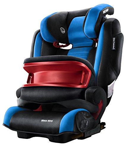 RECARO Monza Nova IS - Silla de coche, grupo 1/2/3, color azul