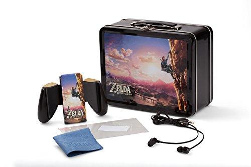 Soporte para los joycon + kit Modelo Link (Nintendo Switch) Producto Plus