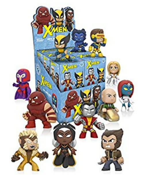 1 Figura Minis X-Men minis