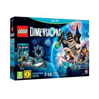 LEGO Dimensions Pack de Inicio Wii U