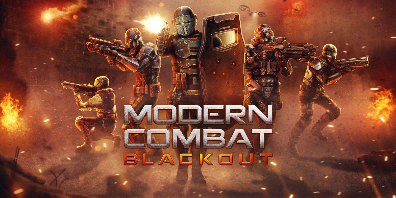 Modern Combat Blackout  (eShop) (Versión Digital)