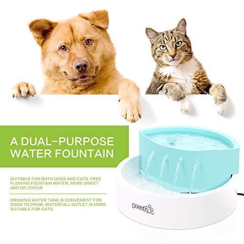 Bebedero eléctrico para mascotas (FLASH)