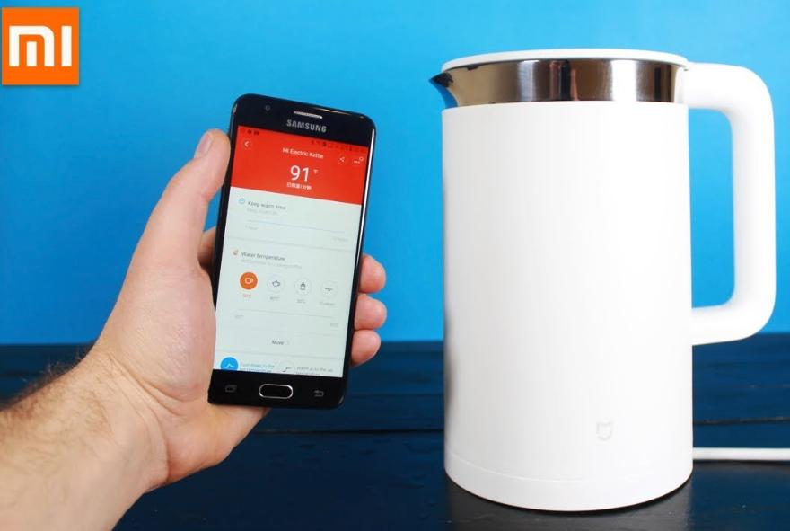 AlCampo: Xiaomi Mi Smart Kettle Hervidor de Agua