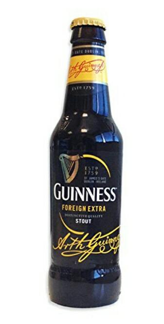 Guinness Cerveza - Paquete de 24 x 330 ml - Total: 7920 ml