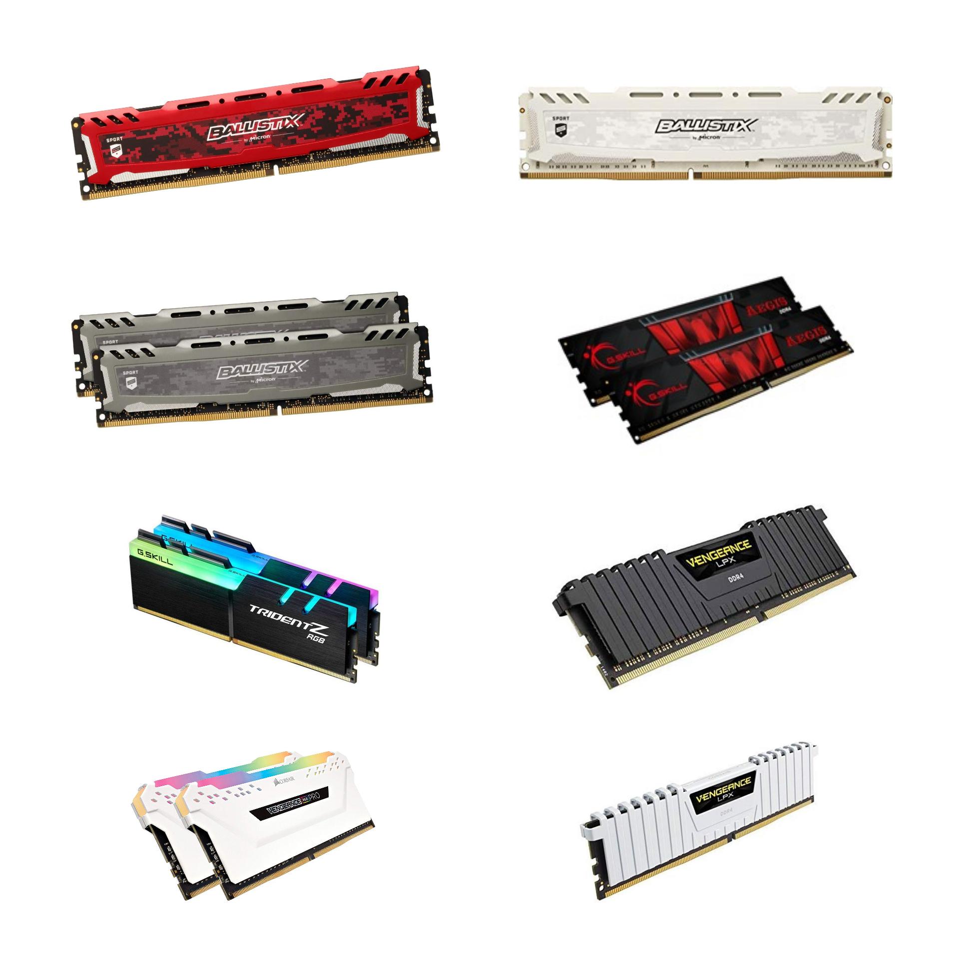 ¿Te hace falta RAM?