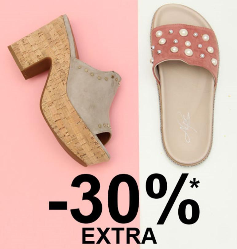 ZACARIS: HASTA 70% DTO. + 30% EXTRA