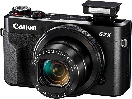 Canon PowerShot G7 X Mark II solo 436€
