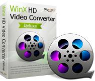 WinX HD Video Converter Deluxe (Licencia de por vida)