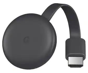AlCampo: Chromecast 3a generación