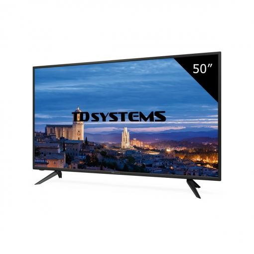 TV LED de 50 pulgadas reaco por 155 euros
