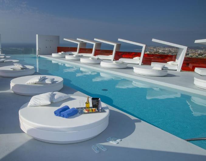 Hilton Spa 4* en Fuengirola por 25€ la noche con desayuno para dos personas