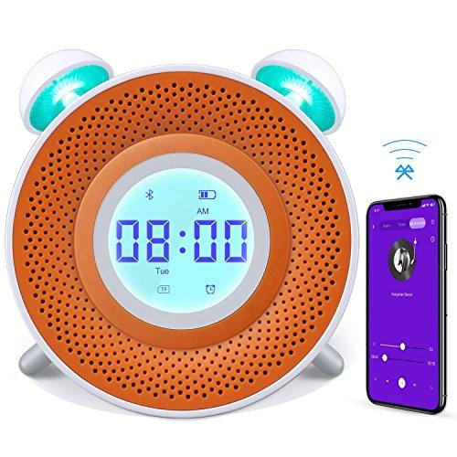 Despertador Inteligente Altavoz Bluetooth solo 6.9€